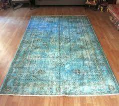 overdyed rug persian rugs australia