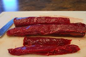 venison back loin steaks venison back loin steaks