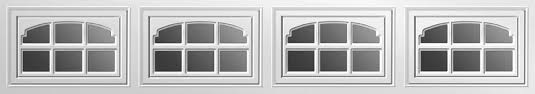 garage door window insertsWindows  Holmes Garage Door Company