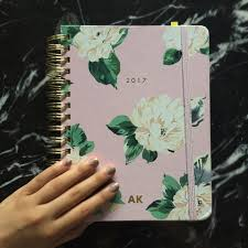 How I Stay Organised: Going Old School- Agenda Style - Kuoality Edit