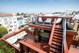 cost to build a deck diy building a deck with roof design and ideas decks for