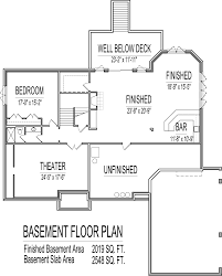 floor plan symbols stairs. Bonanza Stairs Blueprint 2 Sets Of 4 Bedroom Story House Plans 5100 Sq Ft Dallas Floor Plan Symbols