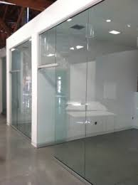 commercial interior glass door. Interior Glass Partitions And All-Glass Doors Commercial Door I