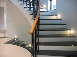 interior step lighting. Led Indoor Stair Lighting Fixtures Home Design Also Interior Images Stairs Step A