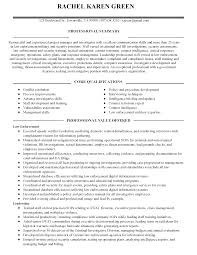 Cover Letter Resume Templates For Executive Assistant Resume Cover