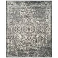 safavieh evoke grey ivory 9 ft x 12 ft area rug