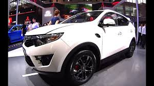2016 2017 soueast dx7 suv is in china