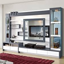 Small Picture Modern Design Wall Units Designs In Living Room 204b Led Tv Wall