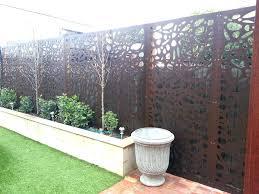 garden screen. Metal Garden Screen Fun Screens Modest Design Popular Decorative Privacy With Window Image Gallery .
