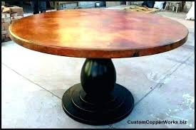 full size of round dining room table with pedestal base glass only driftwood kitchen remarkable tabl