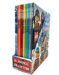 Lego Ninjago Masters of Spinjitzu 10 Books box Gift set Collection wit –  Bangzo Books Wholesale