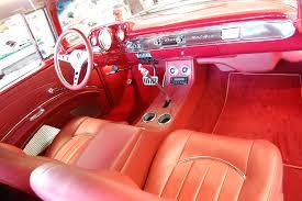 1957 Chevy Belair Custom Interior | Webers Custom Interiors