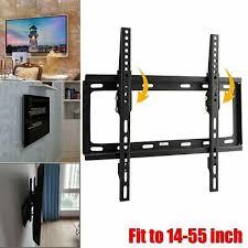 slim tv wall mount bracket 17 23 26 32