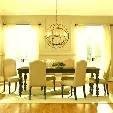 chandelier light height above table luminaire de salle c a manger chandelier ronf luminaires salle c a manger photos