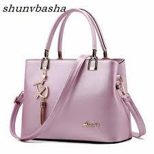 Womens Designer Bags Us 17 39 63 Off New 2019 Ladies Designer Handbag Luxury Quality Messenger Bag Tassel Casual Bag Retro Leather Girl Big Handbag Shoulder Bag Hot In