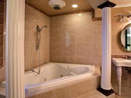 spa tub with shower winsome bath combo traditional master bathroom corner whirlpool combination bathtubs idea s corner tub shower combo