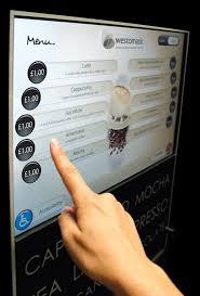 Touch Screen Vending Machine New Touchscreen Vending Machines Have Arrived Ratio Vending