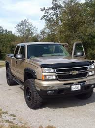never mudded 2006 Chevrolet Silverado 1500 lifted for sale