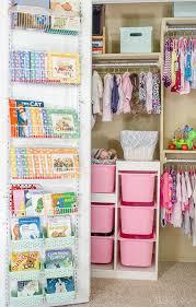 Clever Kids Closet Organization Hacks Storage ideas