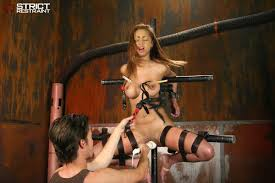 Angel cummings bondage video clips