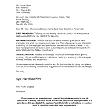 Gallery Of Cover Letter Addressing A Cover Letter Who To Address
