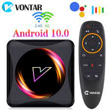 VONTAR Z5 Smart TV Box Android 11 Android 10 4GB 64GB Rockchip RK3318 1080P  4K Media Player Youtube Android TVBOX Set Top Box Set-top Boxes