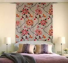 ... Fabric Wall Decoration Breathtaking Inspiring Ways To Use On Your Walls  Terrys Fabricss Blog ...