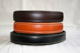 padded handmade leather dog collar black brown and london tan