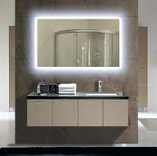 bathroom mirror with lights built in. bathroom mirror with lights built in india brown decoration using modern rectangular led light includi h