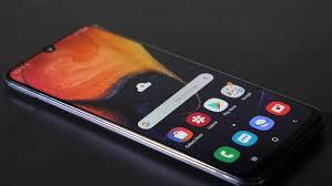 Samsung Galaxy A50 Test Chip