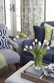 navy blue and grey living room ideas. fabrics, upholstery fabric - calico corners i like the curtain colors kind of loving grey and navy furniture. blue living room ideas r