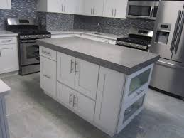 Grey And White Kitchen Grey Kitchen Cabinet Doors Winters Texasus