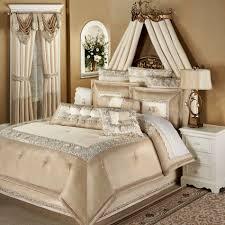 elegant cream colored comforter sets