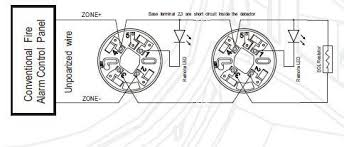 conventional smoke detector wiring diagram gooddy org how to replace a hardwired smoke detector at Fire Detector Wiring Diagram