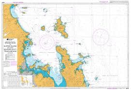 Sea Charts Nz