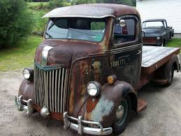 247 autoholic 1941 ford coe rat rod truck