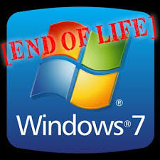 Image result for windows 7 end of life extended