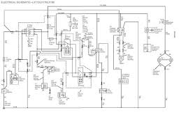 john deere l120 tractor wiring diagram throughout wiring schematic john deere l120 tciaffairs on tricksabout
