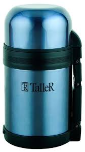 Классический <b>термос</b> Taller Джеральд (<b>0.8 л</b>) — купить по ...