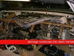 avalon dash wire harness repair avalon dash wire harness repair