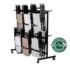 Coat Rack Chair All Hanging Folding Chair Caddies And Coat Rack By Correll Options 100