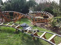 Designing A Safe Backyard Roller Coaster With Paul Gregg  Coaster101Backyard Roller Coasters For Sale