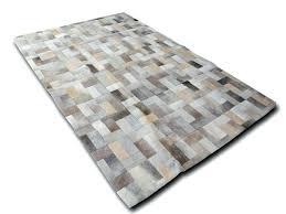 patch awesome cowhide patchwork rug rugs australia