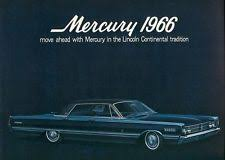 vintage car truck engine valve covers for mercury parklane 1966 mercury fs deluxe brochure park lane montclair