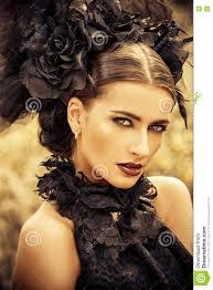 Belle Gothique Image Stock Image Du Halloween