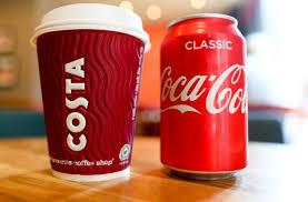 Image result for costa coke