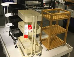 utility cart ikea classroom supplies