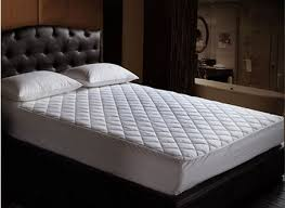 fitted mattress protector. Waterproof Quilted Fitted Mattress Protector D
