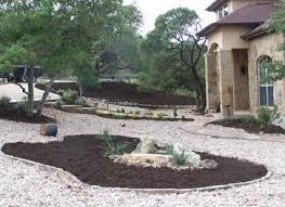 Best 25+ River rock landscaping ideas on Pinterest | Rock flower beds, DIY landscaping  rocks and Front yard ideas
