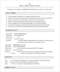 profile summary in resume for freshers profile summary in resume for freshers ideal vistalist co